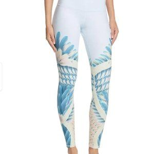 ALO Yoga Women's Airbrush Feathers Leggings, S